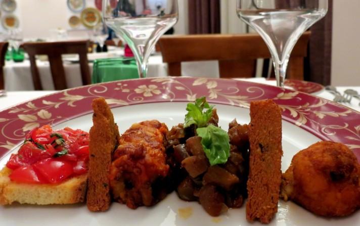 piatto rustico siciliano